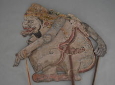Wayang Kulit, Ki Semar as mystic and provenance - Cirebon - Java - Indonesia