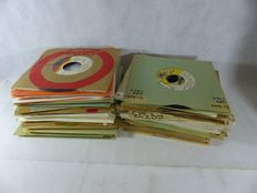 Various Singles from the 50s/60s/70s/80s Including 90 singles