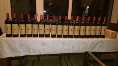 Masseto Tenuta dell'Ornellaia, Toscana IGT Collection - 18 bottles from 1995 to 2012