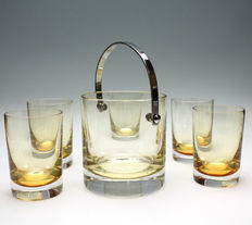 Daum France- Whisky set