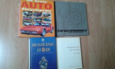 Auto Encyclopedia, the best car manual, 100 years KNAC and This is how we progressed to the car