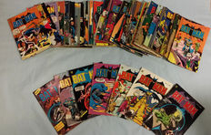 Batman - a complete collection from no. 1 to no. 71 - (1976/81)
