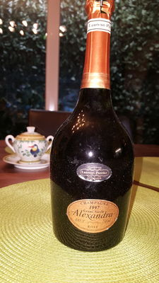 1997 Laurent-Perrier 'Alexandra' Grande Cuvee Rose, Champagne - 1 bottle (0.75l)