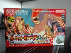 Pokémon Fire Red Japan / Gameboy Advance