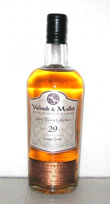 Caledonian 1987 29 years old - Lowland - 70cl - 49,7% - Valinch & Mallet - only 146 bottles
