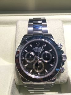 Rolex Oyster Perpetual Cosmograph Daytona - Unisex - 2014
