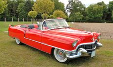Cadillac - Serie 62 decappottabile - 1955