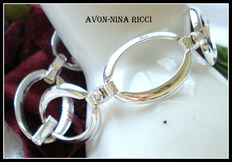 Nina Ricci for Avon vintage bracelet New York 1970
