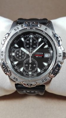 Citizen – WR 100 Chronograph – Men's watch