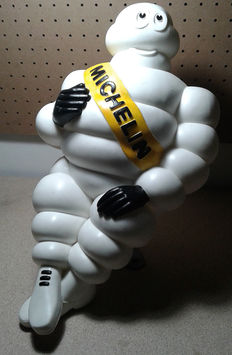 Bibendum Michelin original made in France 1966