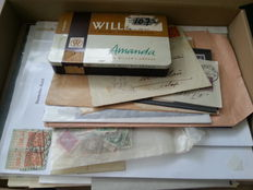 Germany - batch of German Reich and several areas on cards in bags and boxes starting at classic.