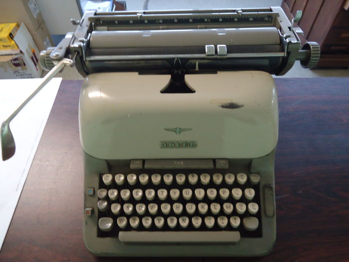 Adler Office typewriter
