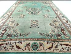 Chinese carpet, 338 × 226 cm