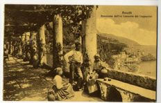 Italy-Naples and province 186 postcards from 1900 to 1945