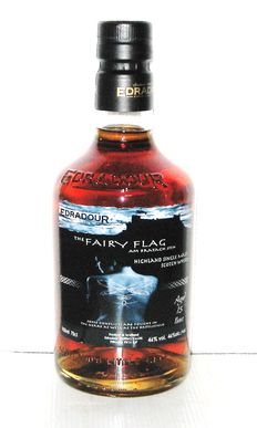 "Edradour ""The Fairy Flag"" 15 Years Old - 70cl - 46%"