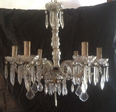 "Original Chandelier ""Marie Antoinette"" - 20th century"