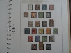 Switzerland 1854/1969 – Extensive and specialised collection in Lindner preprint album