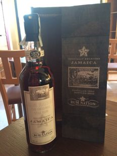 Rum Nation - Jamaica 25 y.o. - Distilled 1985, Bottled 2010
