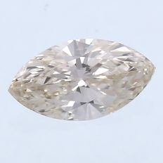 Marquise Brilliant Diamond – 0.22 ct. - No Reserve