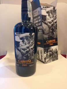Caroni 1985 - 21 years old - Bottled 2006 by Velier