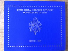 Vatican – Year collection 2007 Benedict XVI.