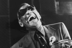 Unknown - Service press/A2 - Ray Charles - 1980