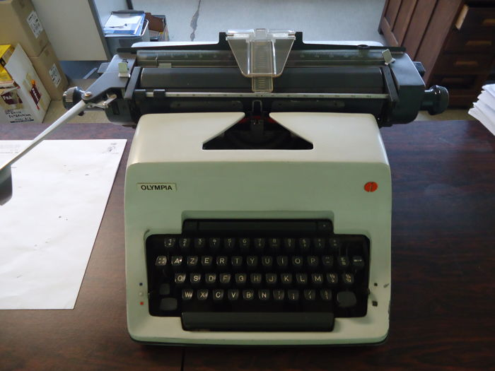 Olympia International Office Typewriter