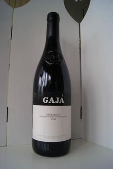 1998 Gaja Barbaresco DOCG, Piedmont - 1 bottle (75cl)