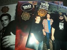 TAD - Limited Edition 2016 Vinyl Reissue