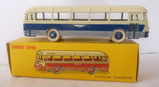 Dinky Toys-France - Scale 1/66 - Autocar Chausson No.29f