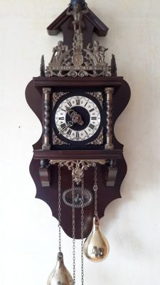 Zaandam clock – from 1974