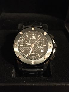 Meyers Fly Racer - Chronograph watch for men