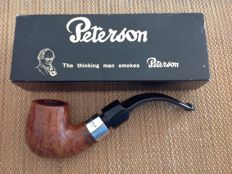 "Peterson's "" De Luxe "", XL size, beautiful old pipe !!!"