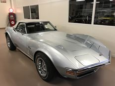 Chevrolet - Corvette decappottabile - 1972