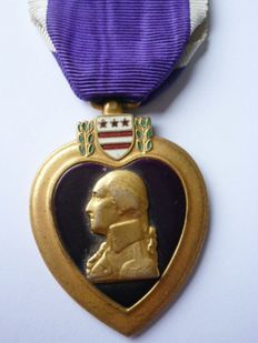 US Purple Heart
