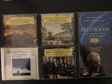 Classical Music. 63 CD of various artists.