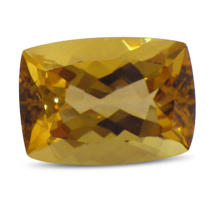 Heliodor Beryl - 7.26 ct - No Reserve Price