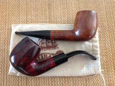 Two very nice pipes, Masta plus Calibano, must see !!