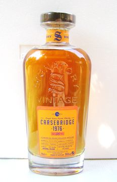 Carsebridge 1976 38 years old  - 70cl - 55,8% - Signatory Vintage - Only 184 Bottles