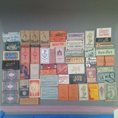 Large lot of cigarette papers