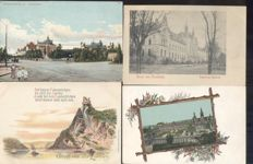 Germany,168 x; old and very old village-and city views.