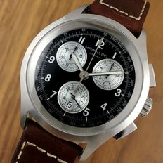 Hamilton Chronograph Khaki  - men´s watch