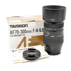 Tamron AF 70-300mm F4-5.6Di LD Macro for Sony (1330)