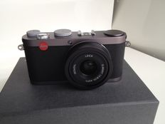 "LEICA X1 Steel Grey - compact digital format ""APS-C"" 12,2Mpx"