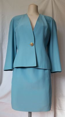 Christian Dior coordonnes – jacket and skirt suit