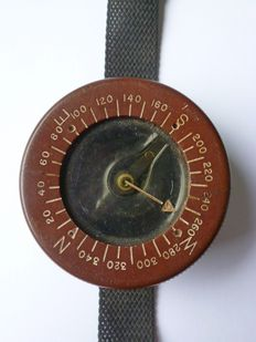 US Paratrooper Wrist Compass, brand Taylor
