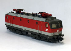 Roco N - 23463 - Electrical Locomotive Serie 1044 from the ÖBB