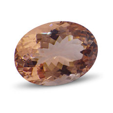 Morganite - 9 ct