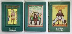 S.B. Pearse - Amelieranne and the big treasure; Prize Packet; Washing Day - 3 volumes - 1932/1934