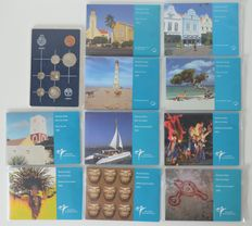 Aruba - Year collections 1986/2006 (11 different sets)